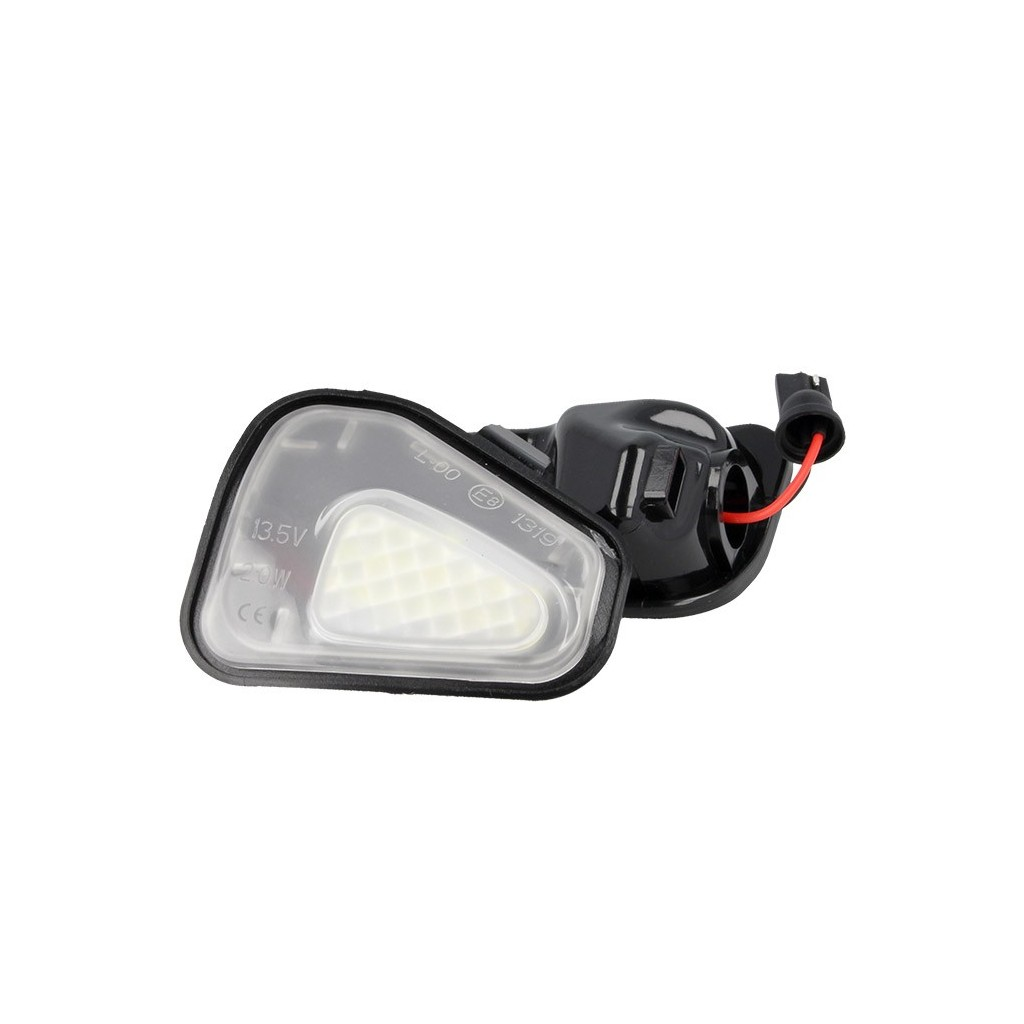 KIT LUCI LED DI CORTESIA SOTTO SPECCHIETTO RETROVISORE VW