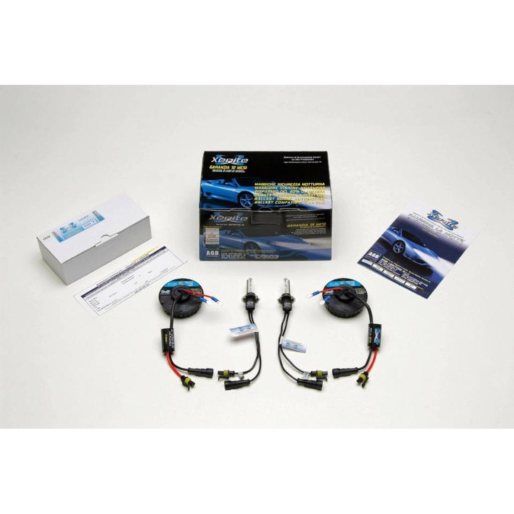 Kit INVISIBLE XENON H7RS 4300 °K (CAN bus)