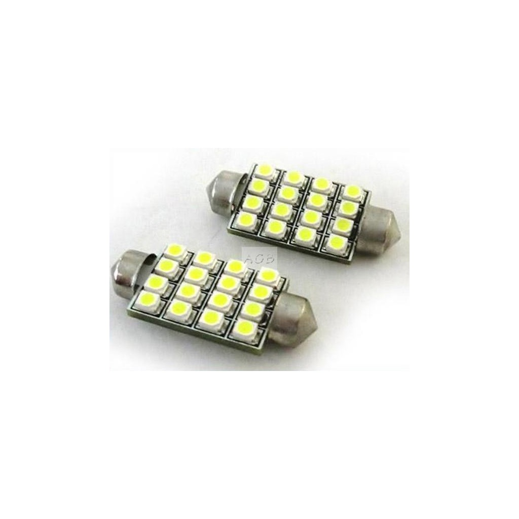 LED Siluro CanBus No Error T11 C5W 12V