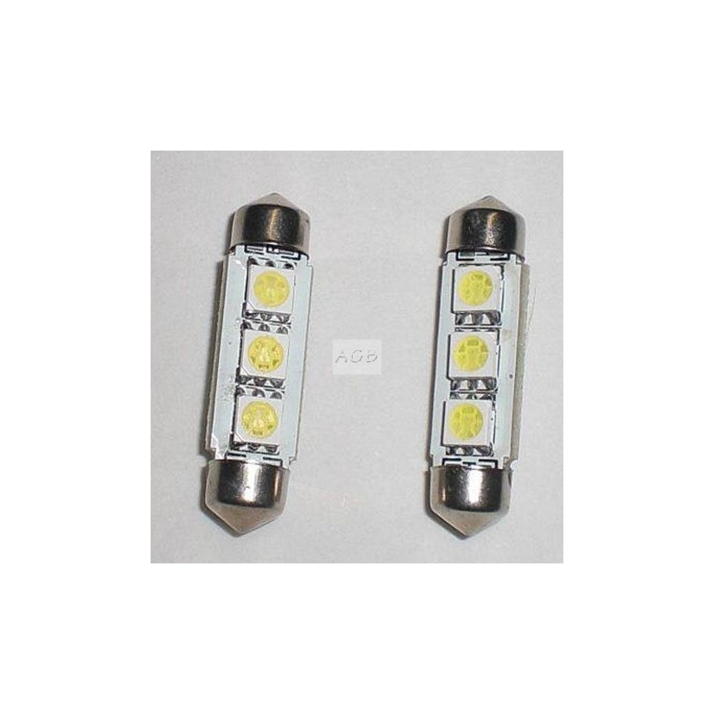 LED Siluro CanBus No Errore T11 C5W 12V